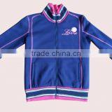 Polar Fleece Professoinal Manufacturer ! women brand polar fleece jacket 65%polyester 35%cotton polar fleece 270g