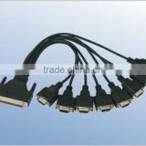DB62 DB37 Male Female to DB9 DB15 Cable