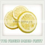 TTN 2016 Wholesale Snacks Freeze Dried Fruit Bulk Dried Lemon Price