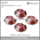 Preciosa Crystal Beads MC Bead Spacer for Evening Dress Art.45149301