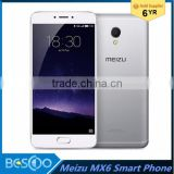 Original Meizu MX6 MTK Helio X20 Deca Core Mobile Phone 4GB RAM 32GB ROM 5.5-inch 1920x1080 12MP Camera Dual SIM smart phone