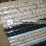 Marble grain , white , black, green , HPL laminated 25mmx600mmx2440mm , particle board , kitchen counter top