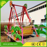 Kiddie Portable pirate ship playground equipment