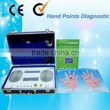 2016 trending products body composition analyzer hand point diagnostic tool
