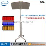 Led Light Therapy For Skin 4 Colours Pdt Led Machine For Skin Care After Acne Treatment Anti-aging