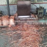 Factory hot sale copper wire scrap widely used in light industry