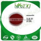Natural astaxanthin powder capsule, softgel custormized service