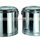 Big size stainless steel thermos barrel