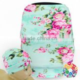Sweet Mint Mum udder covers breastfeeding nursing/ Baby car seat covers