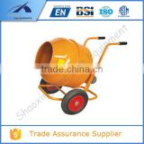 CM600 Drum-Type Mobile Mini Concrete Mixer