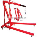 engine crane foldable with air/hydraulic pump EC20AF01A