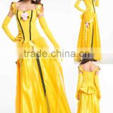 Princess Sleeping Beauty Dress Adult Halloween Costume
