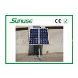 Mini Automatic Biaxial Solar Panel Tracking System For Home 50W - 500W