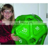 Giant Inflatable D20 Dice