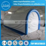 Wholesale new fashion blue and white inflatable igloo tent