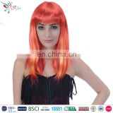 Styler Brand carnival woman synthetic hair wholesales factory fashion fantasy women party wig
