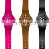 Promotional Cheap OEM Toy Silicone Watch