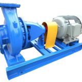 XWJ cast iron large centrifugal slurry pump