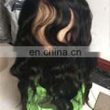 Raw unprocessed mink brazilian hair wholesale fashion remy virgin 360 frontal human hair