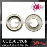 CTY-SN(001)metal embossed snap button for garment
