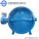 Low Temperature Water Butterfly Valve Water Treatment D943H-300LBC DN1000