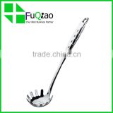 Trade Assurance Stainless Steel Kitchen Utensils cooking spaghetti spoon server Pasta Server