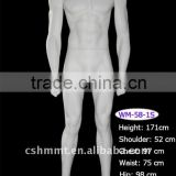 Durable Plastic male Sexy fashion Mannequin
