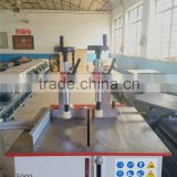 Aluminum cutter off saw,single head aluminium cutting machine,Manual aluminum profile cutting machine with circular saw