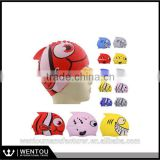 Swimming Cap Silicon Child Diving Waterproof Swimming Cap