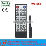 26 Keys big button Infrared remote control for TV/STB/DVB Remote for Japan market for older person