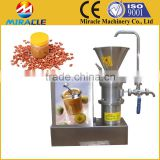 Lab using stainless steel small peanut butter maker, colloid mill for peanut butter grinding and processing (+8618503862093)