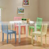New Design Play Room Children Table & Chairs Kids Table And Chair                                                                         Quality Choice