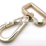 Light Gold Clasps Trigger Clips Swivel metal Snap Hook