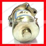 GENUINE Motorcycle Spare Parts / Electric Starter Motor / Motorbike Starter Motor for Honda WH100T OE NO. 31200-GCC-000