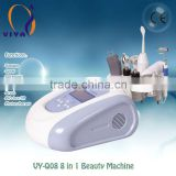 Hot sale ! Promotion !! Multifunction BIO Electric Face Lift With 7 Color Photon LED MM Skin Rejuvenation Program