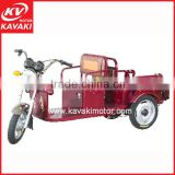 Guangzhou Kavaki Tricycle Original Manufacturer Export 3 Wheel Electric Rickshaw Folding Tricycle For Sale