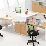 Modern office table partition, workstation modular design (SZ-WSB346)