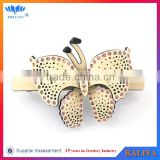 Fancy Hair Accessories Clips Butterfly Shaped Hair Clip