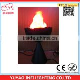 exprot hot led Flame bonfire lamp/Effect Light,flame light,fire light,stage light ,fake fire
