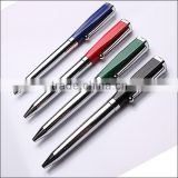 Unique Design Metal Ball Pen with square head and heavy body