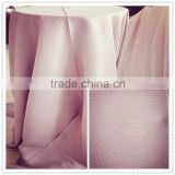 100% Spun polyester jacquard fabric for banquet hall napkins, chair covers and tablecloth