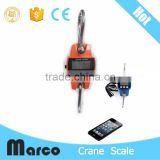 electronic wireless bluetooth crane scale