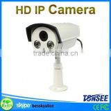 Bessky hot 2015 onvif p2p IP camera,array led long ir distance with great night vision IP bullet camera