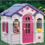 Kids Plastic Playhouse May-23a