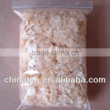 Chinese dried garlic flakes dehydrated garlic flakes dry garlic flakes