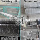 Best price! YAQI supply Galvanized Hexagonal wire netting/Hexagonal wire mesh/Chicken wire mesh