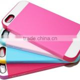 "2013 Newest Colorful TPU+PC Funky Mobile Phone Cases for iphone 4/5/5C ""11"""