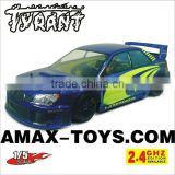 5520 full function radio control toy car Gasoline On Road Car-TYRANT,2.4G edition available
