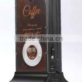 New desigh cafe shop office home mobile phone charger