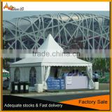 Luxury beautiful Pagoda Car Parking Tent car roof top tent,pvc farbic